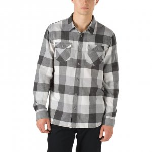 Vans Box Flannel Long Sleeve Shirt (Men's)