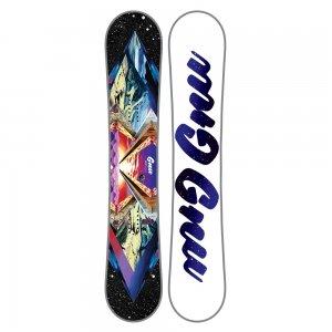 GNU Asym Velvet Gnuru Snowboard (Women's)