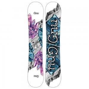 Gnu Asym B-Nice Minerals Snowboard (Women's)