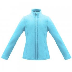 Poivre Blanc Microfleece Full Zip Mid-Layer (Girls')