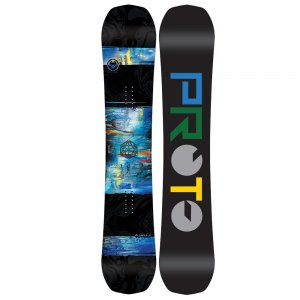 Never Summer Proto Type Two X Wide Snowboard (Men's)