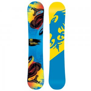 Never Summer Bantam Snowboard (Little Kids')