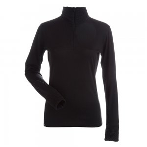 Nils Holly 1/4-zip Turtleneck Mid-Layer (Women's)