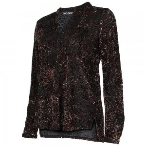 Sno Skins Burnout Velvet Long Sleeve Tunic (Women's)