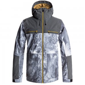 Quiksilver Arrow Wood Insulated Snowboard Jacket (Men's)