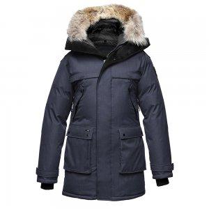 Nobis Yatesy Crosshatch Long Parka Coat (Men's)