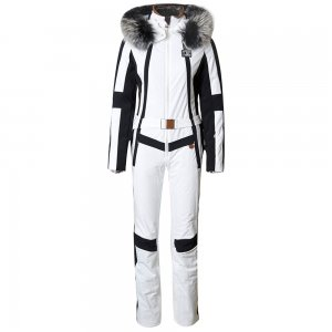 Sportalm Auron Ski Suit with Fur (Women's)