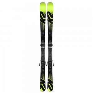 K2 Konic 78 Ski System with Marker M3 10 Compact Bindings (Men's)