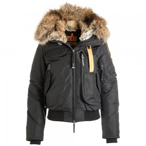Parajumpers Gobi Lapin Jacket with Real Fur (Women's)