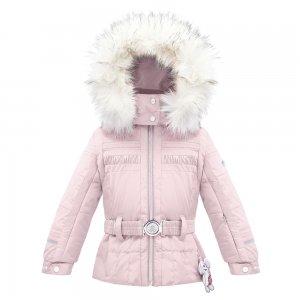 Poivre Blanc Ski Jacket with Faux Fur (Little Girls')