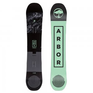 Arbor Formula Mid Wide Snowboard (Men's)