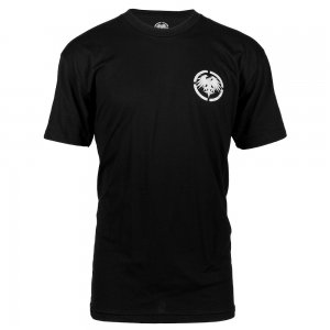 Never Summer Premium Eagle Short Sleeve Tee Shirt (Men's)