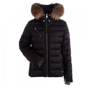Nils Ulrika Down Ski Jacket with Real Fur (Women's)