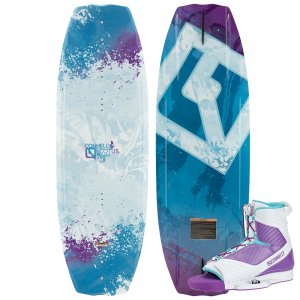 Connelly Lotus 134 Wakeboard with Optima Boots (Women's)
