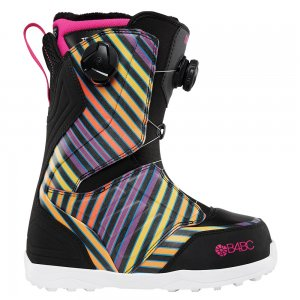 ThirtyTwo Lashed Double Boa(R) Snowboard Boot (Women's)