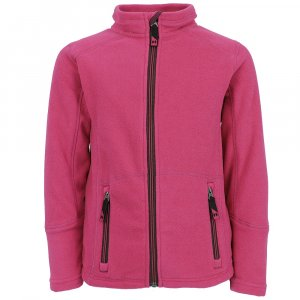 Double Diamond Derby Full Zip Fleece Jacket (Kids')