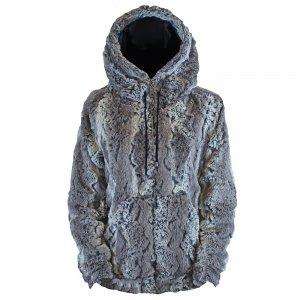 Skea Fur Hoodie Jacket (Women's)