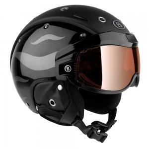 Bogner B Visor Flames Ski Helmet (Adults')