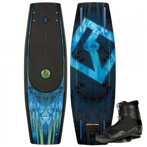 Connelly Standard Wakeboard with Draft Boots (Men's)