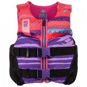 Hyperlite Indy Neoprene Life Vest (Youth Girls')