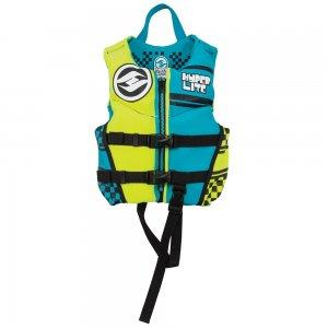 Hyperlite Indy Neoprene Life Vest (Child Boys')