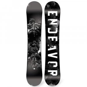 Endeavor Guerrilla Series Wide Snowboard (Men's)