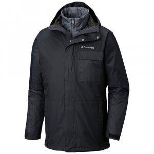 Columbia Ten Falls Interchangeable 3-in-1 Big Insulated Ski Jacket (Men's)