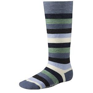 SmartWool Wintersport Stripe Ski Sock (Kids')
