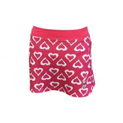 Running Skirts Watermelon Hearts Running Skirt w/Brief - Women's