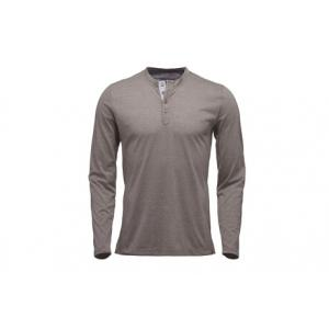 Black Diamond Long Sleeve Attitude Henley - Men's