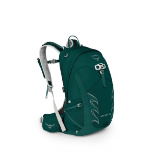 Osprey Tempest 20 Hiking Backpack, Chloroblast Green, WX/S