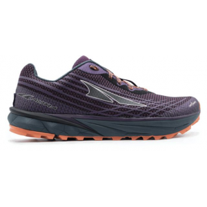 Altra Timp 2 Trailrunning Shoes - Women's, Plum/Coral, 6.5 US