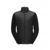 Spyder Pursuit Merino Fz Jacket   Men's, Black/Black/Black, Small