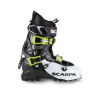 Scarpa Maestrale Rs Alpine Touring Boot   Mens, White/Black/Lime, 24.5