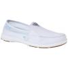 Columbia Delray Ii Slip Pfg Boat Shoes   Women's, White/Coastal Blue, Medium, 10