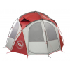 Big Agnes Guard Station 8 Mountaineering Shelter, Red