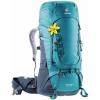 Deuter Aircontact 40 + 10 Sl Backpack   Womens, Petrol/Navy, 50 L