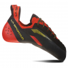 La Sportiva Testarossa Climbing Shoes - Mens, Red/Black, 37