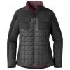 Outdoor Research Prologue Refuge Jacket   Women's, Storm/Black, Medium