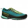 La Sportiva TX3 Approach Shoes - Womens, Emerald/Mint, 37