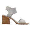 Sorel Nadia Sandal Casual Sandals   Womens, Dove, 10