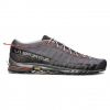 La Sportiva Tx2 Approach Shoes   Mens, Carbon/Tangerine, 40.5