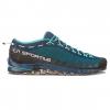 La Sportiva TX2 Approach Shoe - Womens, Opal/Aqua, 37