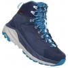 Hoka One One Sky Kaha Road Running Shoes   Women's, Black Iris/Blue Sapphire, Medium, 10