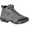 Merrell Moab 2 Mid Waterproof Hiking Boot   Women's Granite Medium 10