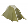 Big Agnes Seedhouse Sl 1 Tent   1 Person, 3 Season, Olive/Gray
