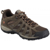 Columbia Redmond Hiking Shoe   Mens, Cordovan/Dark Ginger, Medium, 10, 231 10