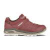 Lowa Locarno Gtx Lo Hiking Boots   Women's, Graphite/Jade, Medium, 10