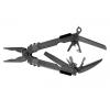 Gerber Multi Plier 600   Needlenose Black W/ Carbide Insert Cutters, Leather Sheatth   Box, Nsn#5110 01 321 8805