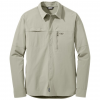 Outdoor Research Ferrosi Utility Long Sleeve Shirt - Men's-Sage Green-Medium